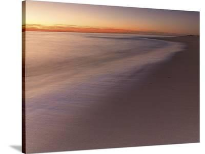 Lonely Shore-Derek Jecxz-Stretched Canvas Print