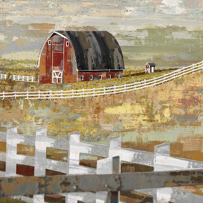 Long Barn - Paddock-Mark Chandon-Giclee Print