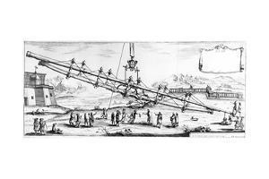 Long Focal Length Refracting Telescope, 1728
