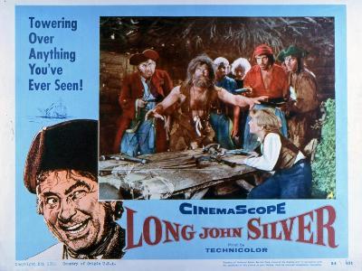 Long John Silver, 1954--Art Print