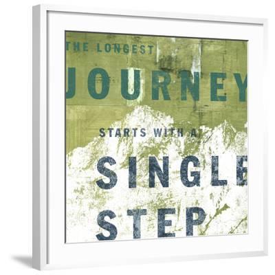 Longest Journey 1-CJ Elliott-Framed Giclee Print