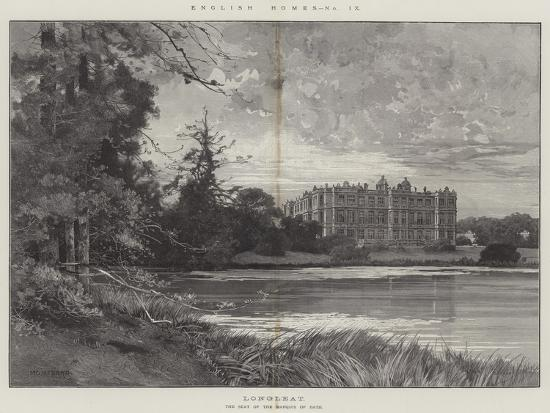 Longleat-Charles Auguste Loye-Giclee Print