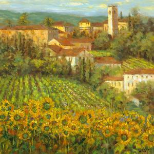 Provencal Village IV by Longo