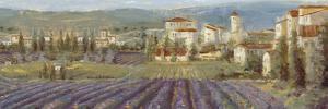 Provencal Village - Landscape by Longo