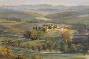Tranquil Tuscany by Longo