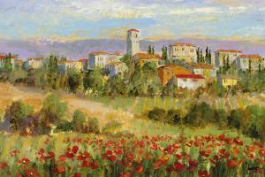 Tuscan Spring I by Longo