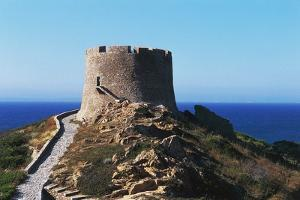Longosardo Tower, 16th Century, Santa Teresa Di Gallura, Sardinia, Italy