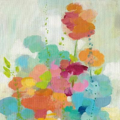 Longstem Bouquet II Square I-Silvia Vassileva-Art Print