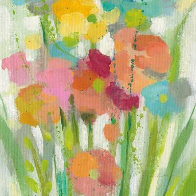Longstem Bouquet II Square II-Silvia Vassileva-Art Print
