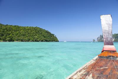 Longtail Boat Cruise at Koh Phi Phi, Thailand, Andaman Sea-Harry Marx-Photographic Print