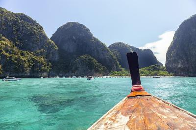 "Longtail Boat Cruise to Koh Phi Phi Leh, Maya Bay (""The Beach""-Harry Marx-Photographic Print"