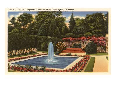Longwood Gardens, Wilmington, Delaware--Art Print