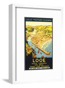 Looe, South Cornwall