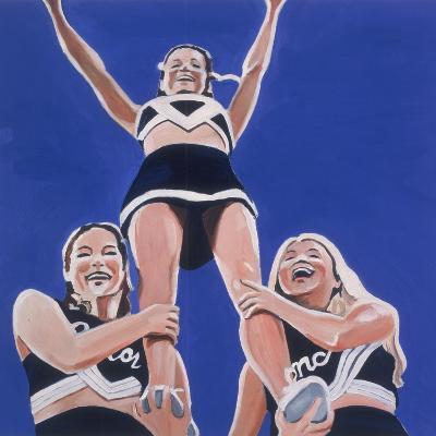 Look at Me! I'm on TV!, 2002-Joe Heaps Nelson-Giclee Print