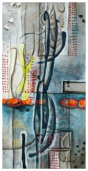 Look urbain-Sylvie Cloutier-Art Print