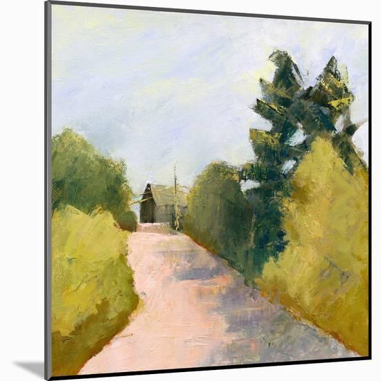 Looking Back-Toby Gordon-Mounted Art Print