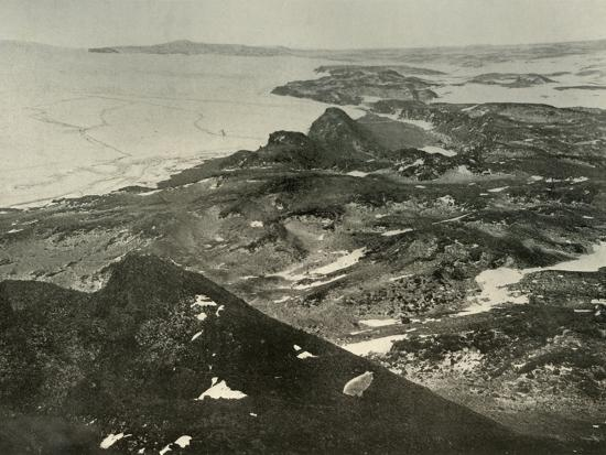 'Looking North Towards Cape Royds', c1908, (1909)-Unknown-Photographic Print