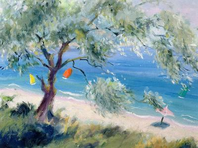 Looking on to a Beach-Anne Durham-Giclee Print
