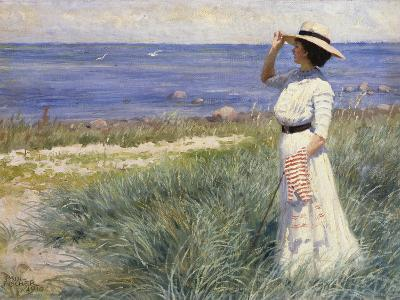Looking Out to Sea, 1910-Paul Fischer-Giclee Print