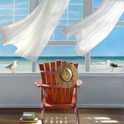 Lookout-Karen Hollingsworth-Art Print