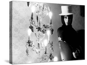 French Fashion Model Catherine Deneuve by Loomis Dean