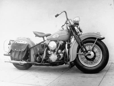 Harley-Davidson Racing Motorcycle