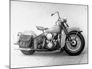 Harley-Davidson Racing Motorcycle by Loomis Dean