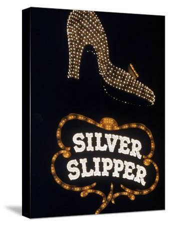 Silver Slipper Sign in Las Vegas