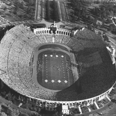 UCLA-USC Football Game
