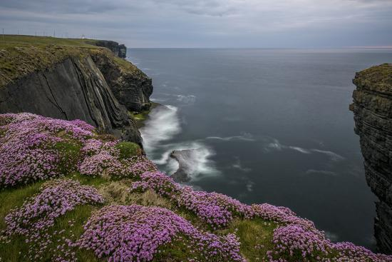 Loop Head, County Clare, Munster, Republic of Ireland, Europe-Carsten Krieger-Photographic Print