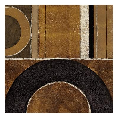 Loop to Loop I-John Kime-Premium Giclee Print