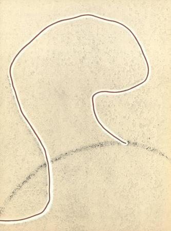 Loop-Francois Fiedler-Lithograph