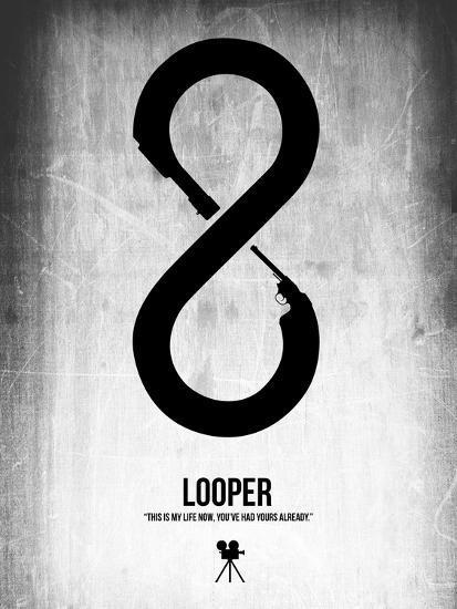 Looper-NaxArt-Art Print