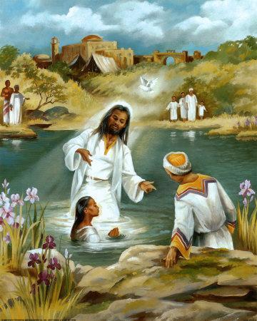 Baptism at River's Edge