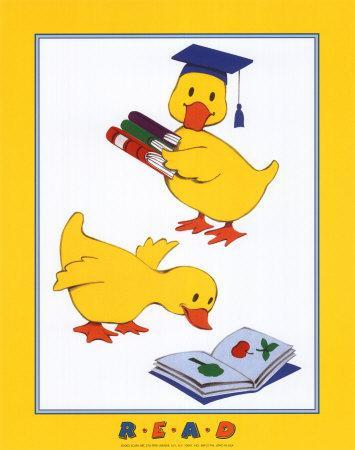 Ducks, Reading