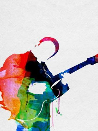 BB King Watercolor