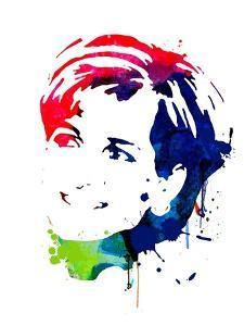 Diana Watercolor by Lora Feldman