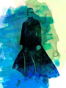 Neo Watercolor by Lora Feldman