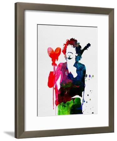 Santana Watercolor