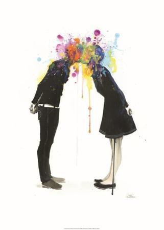 Big Bang Kiss by Lora Zombie