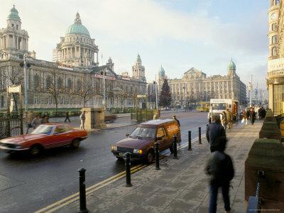 City Hall, Belfast, Ulster, Northern Ireland, United Kingdom
