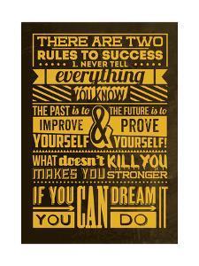 Success Set Yellow by Lorand Okos