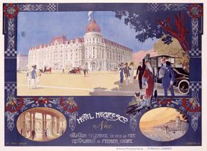 Hotel Negresco by Lorant-Heilbronn