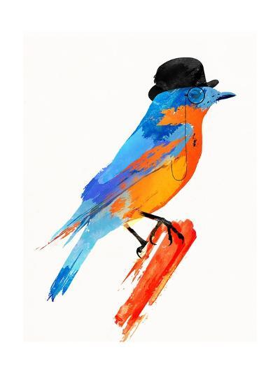 Lord Bird-Robert Farkas-Art Print