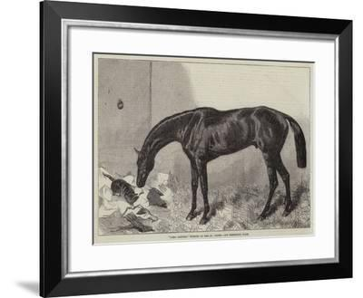 Lord Clifden, Winner of the St Leger--Framed Giclee Print