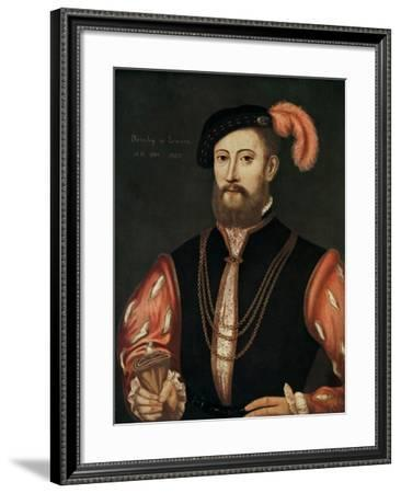 Lord Darnley (1545-156), 1567--Framed Giclee Print