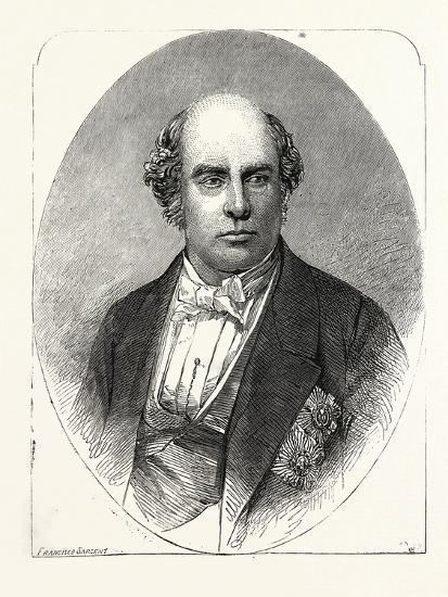 Lord Elgin, UK--Giclee Print