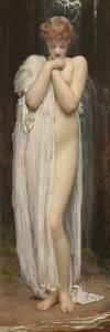 Crenaia, The Nymph of the Dargle by Lord Frederic Leighton