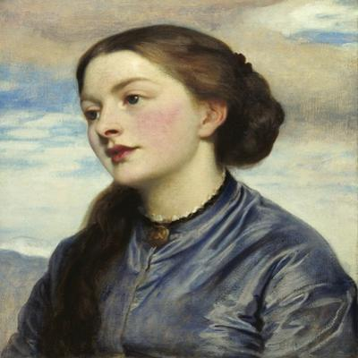 Mrs John Hanson Walker by Lord Frederic Leighton