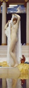 The Bath of Psyche by Lord Frederic Leighton